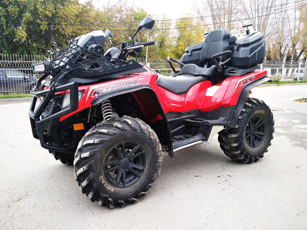 arctic-cat-alterra-trv-1000-xt-eps Новосибирск